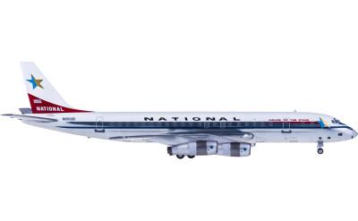 National Airlines Douglas DC-8-51 N8008D