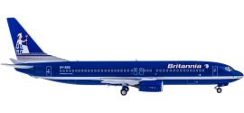 Britannia Boeing 737-800 OY-SEB