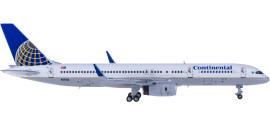 Continental Airlines 美国大陆航空 Boeing 757-200 N17126