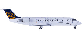 Lufthansa 汉莎航空 Bombardier CRJ200LR D-ACRM
