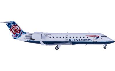 British Airways 英国航空 Bombardier CRJ200LR G-MSKN