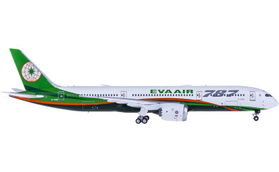 EVA Air 长荣航空 Boeing 787-9 B-17881