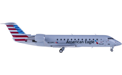 American Airlines 美国航空 Bombardier CRJ200ER N220PS