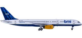 BMI 英伦航空 Boeing 757-200 TF-FII