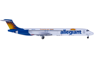 Allegiant 忠实航空 McDonnell Douglas MD-80 N864GA Good Bye MD-80