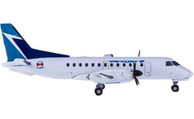 WestJet 西捷航空 Saab 340B C-GPCF