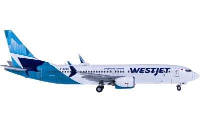 WestJet 西捷航空 Boeing 737 MAX 8 C-GZSG