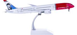 Norwegian Air Shuttle 挪威航空 Boeing 787-9 EI-LNI Greta Garbo