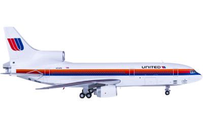 United Airlines 美国联合航空 Lockheed L-1011-500 N514PA