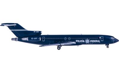 Mexico Police 墨西哥警察 Boeing 727-200 XC-OPF