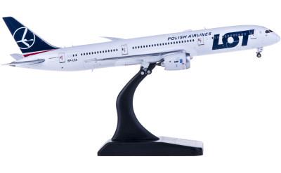 LOT 波兰航空 Boeing 787-9 SP-LSA