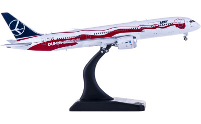 LOT 波兰航空 Boeing 787-9 SP-LSC 波兰独立100周年