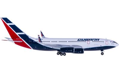 Phoenix 1:400 Cubana 古巴航空 Ilyushin Il-96-300 CU-T1251