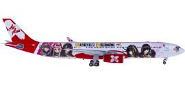 AirAsia 亚洲航空 Airbus A330-300 9M-XXB 少女前线