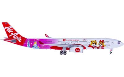 AirAsia 亚洲航空 Airbus A330-300 HS-XTD 乐天