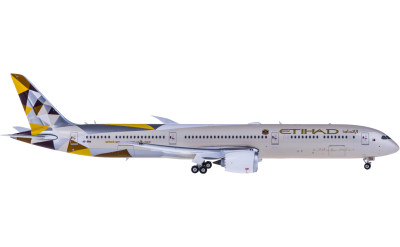 Phoenix 1:400 Etihad Airways 阿提哈德航空 Boeing 787-10 A6-BMA