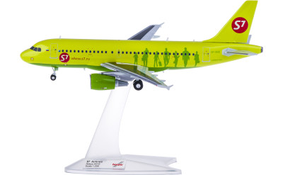 S7 Airlines 西伯利亚航空 Airbus A319 VP-BHQ