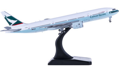 JC Wings 1:400 Cathay Pacific 国泰航空 Boeing 777-200 B-HNL