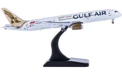 Gulf Air 海湾航空 Boeing 787-9 A9C-FA 襟翼打开