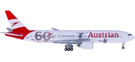 Austrian Airlines 奥地利航空 Boeing 777-200ER OE-LPF 60周年