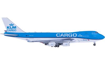 KLM 荷兰皇家航空 Boeing 747-400F PH-CKA 货机