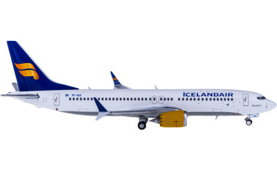Icelandair 冰岛航空 Boeing 737 MAX 8 TF-ICE