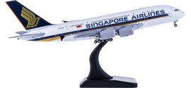 Singapore Airlines 新加坡航空 Airbus A380 9V-SKV