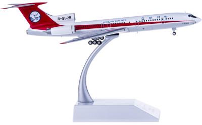 Sichuan Airlines 四川航空 Tupolev Tu-154M B-2625