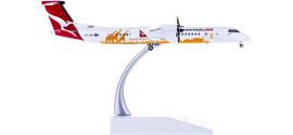 Qantas 澳洲航空 Bombardier Dash 8 Q400 VH-QOW Taronga Zoo