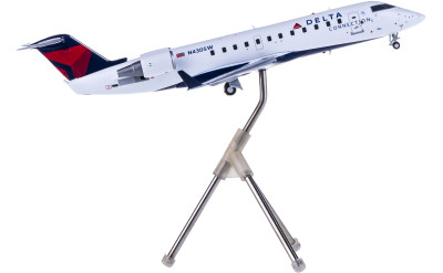 Delta Air Lines 达美航空 Bombardier CRJ200 N430SW