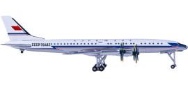 Aeroflot 俄罗斯航空 Tupolev TU-114 CCCP-76482