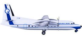 Quebecair Fokker F-27 CF-QBL