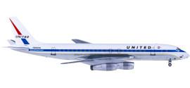 United Airlines 美国联合航空 Douglas DC-8-51 N8069U
