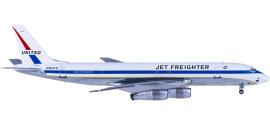 United Airlines 美国联合航空 Douglas DC-8-54 N8047U