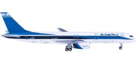 El Al 以色列航空 Boeing 757-200 EL-AL 4X-EBR