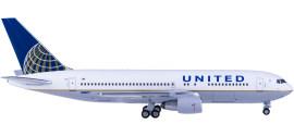 United Airlines 美国联合航空 Boeing 767-200 N68159