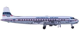 Continental Airlines 美国大陆航空 Douglas DC-6 N90961