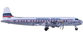 Continental Airlines 美国大陆航空 Douglas DC-6 N90960
