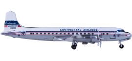 Continental Airlines 美国大陆航空 Douglas DC-6 N90962