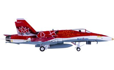 RCAF 加拿大皇家空军 McDonnell Douglas F/A-18 建国150周年彩绘