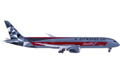 Phoenix 1:400 Etihad Airways 阿提哈德航空 Boeing 787-9 A6-BLV