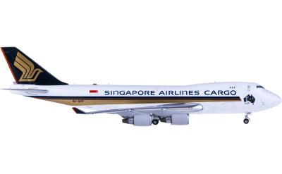 Singapore Airlines 新加坡航空 Boeing 747-400F 9V-SFP 货机