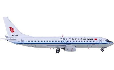 Air China 中国国际航空 Boeing 737-800 B-2641