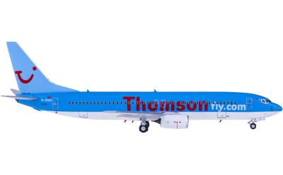 Thomson Airways 汤姆森航空 Boeing 737-800 G-CDZI