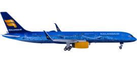 Icelandair 冰岛航空 Boeing 757-200 TF-FIR 80周年彩绘