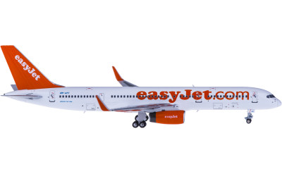 easyJet 易捷航空 Boeing 757-200 OH-AFI