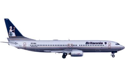 Britannia 大不列顛航空 Boeing 737-800 OY-SEA