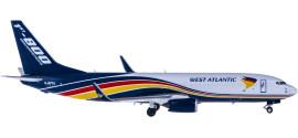 West Atlantic Boeing 737-800BCF G-NPTA 货机
