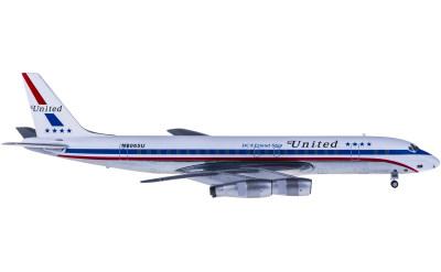 United Airlines 美国联合航空 Douglas DC-8-52 N8065U