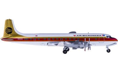 Air Micronesia Douglas DC-6 N90961